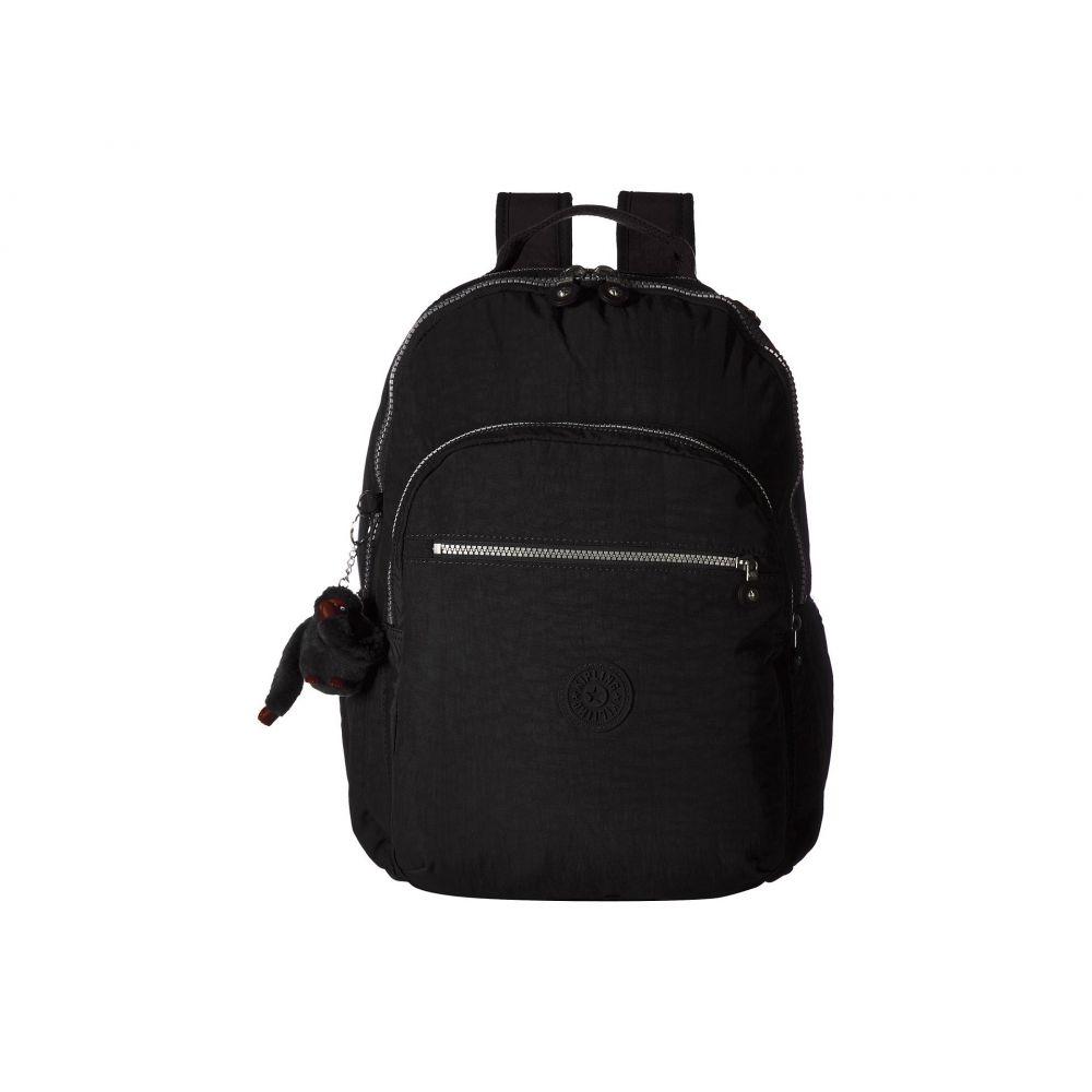 キプリング レディース バッグ バックパック・リュック Black 【サイズ交換無料】 キプリング Kipling レディース バックパック・リュック バッグ【seoul go backpack】Black