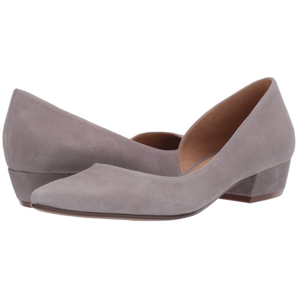 ナチュラライザー Naturalizer レディース パンプス シューズ・靴【belina】Grey Fog Suede