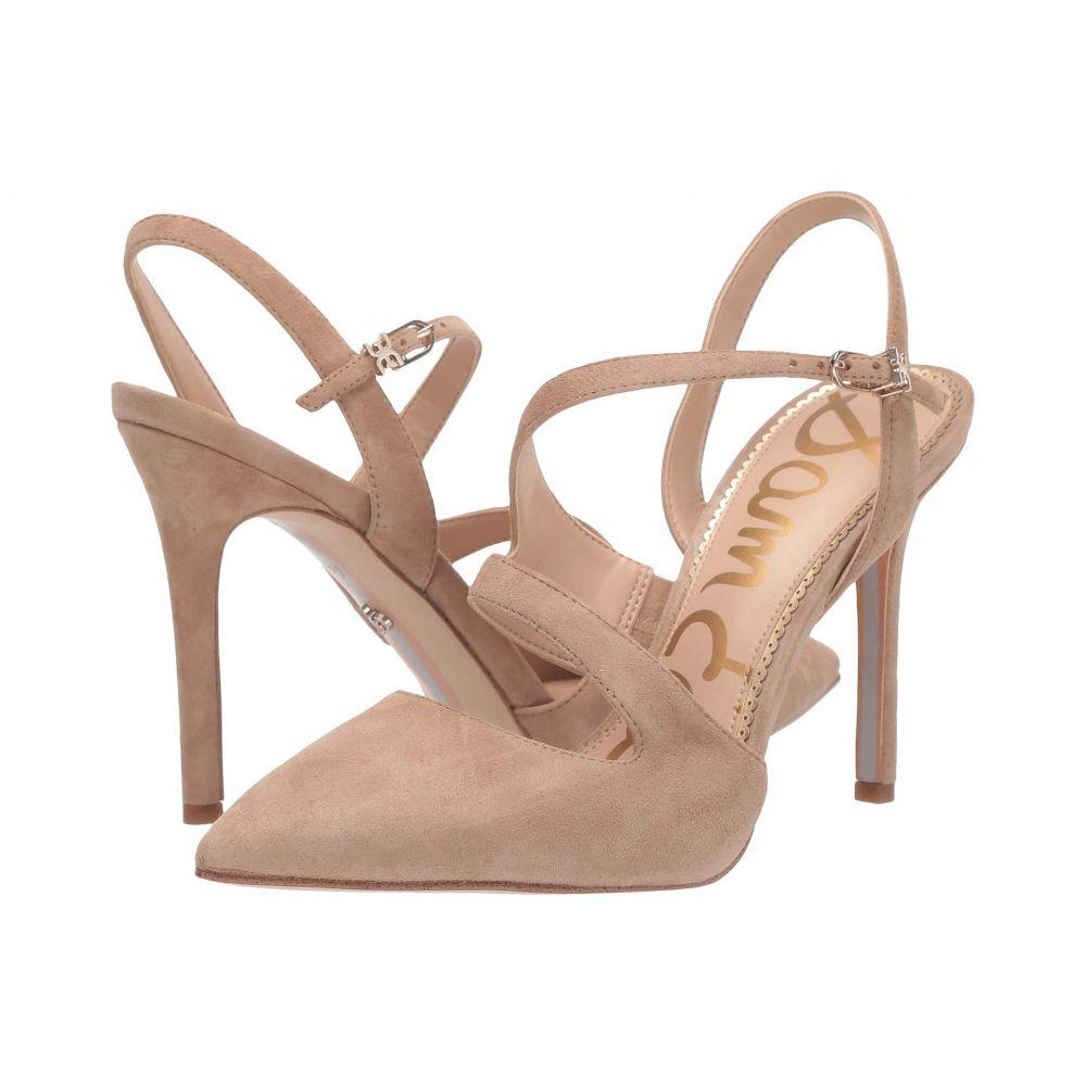 サム エデルマン Sam Edelman レディース パンプス シューズ・靴【hollyn】Oatmeal Suede Leather