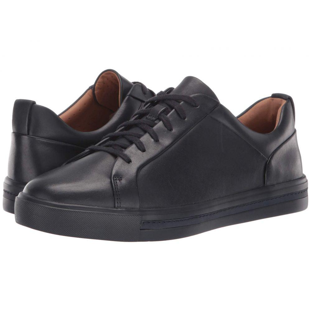クラークス Clarks レディース スニーカー シューズ・靴【un maui lace】Navy Leather