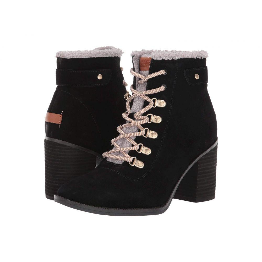 ドクター ショール Dr. Scholl's レディース ブーツ コンバットブーツ シューズ・靴【loni combat boot - original collection】Black