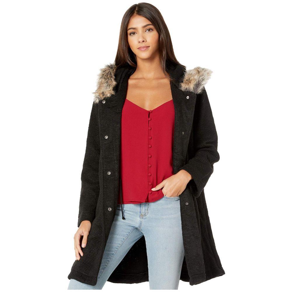 ビービーダコタ BB Dakota レディース ダウン・中綿ジャケット アウター【coat to cozy】Black
