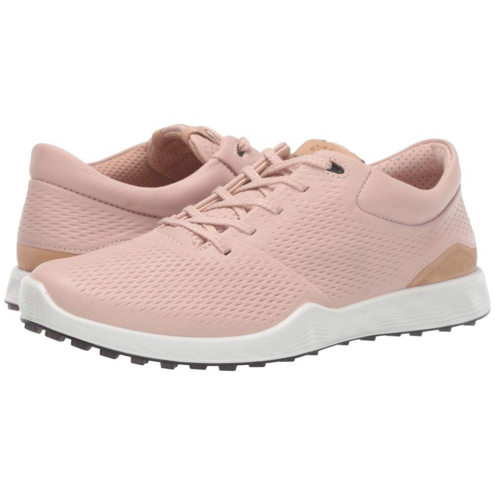 エコー ECCO Golf レディース ゴルフ シューズ・靴【s-lite】Rose Dust