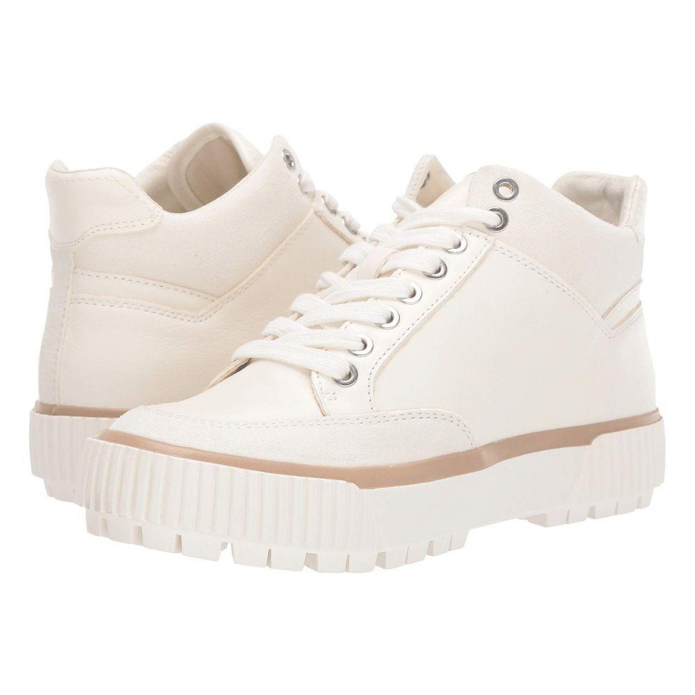 ドルチェヴィータ Dolce Vita レディース スニーカー シューズ・靴【rose】White Leather