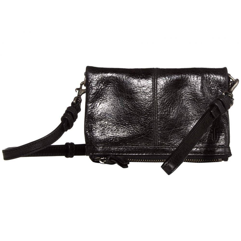 フライ Frye レディース ショルダーバッグ バッグ【mel stadium bag】Black