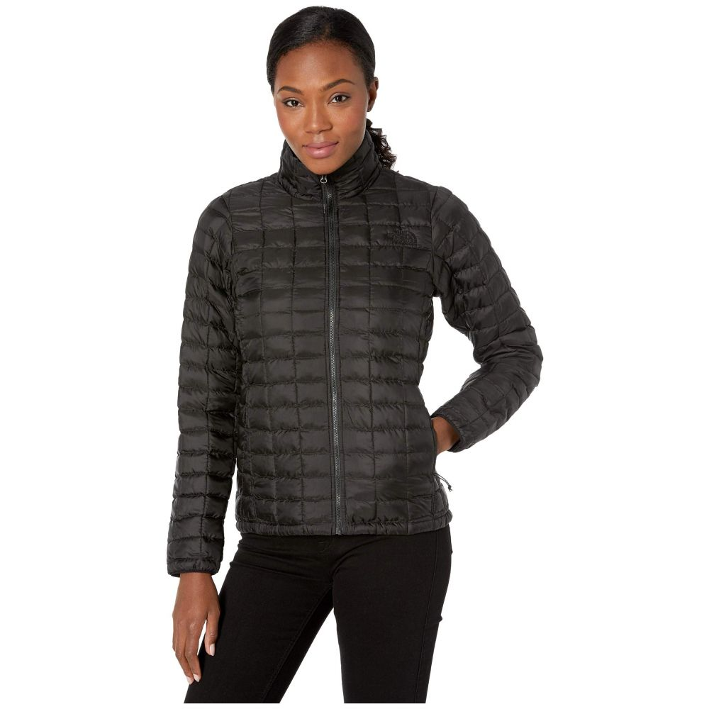 ザ ノースフェイス The North Face レディース ダウン・中綿ジャケット アウター【thermoball(tm) eco jacket】TNF Black Matte