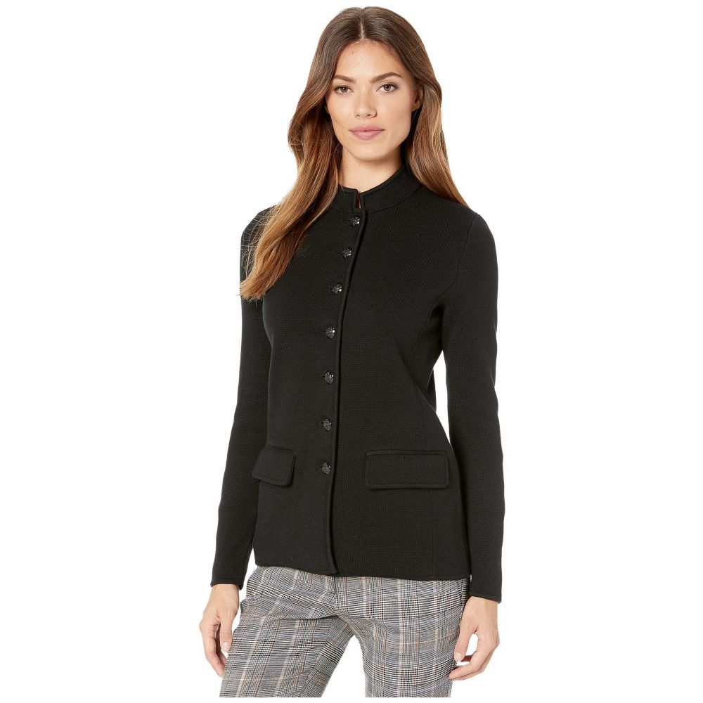 ラルフ ローレン LAUREN Ralph Lauren レディース ジャケット アウター【cotton-blend officer's jacket】Polo Black