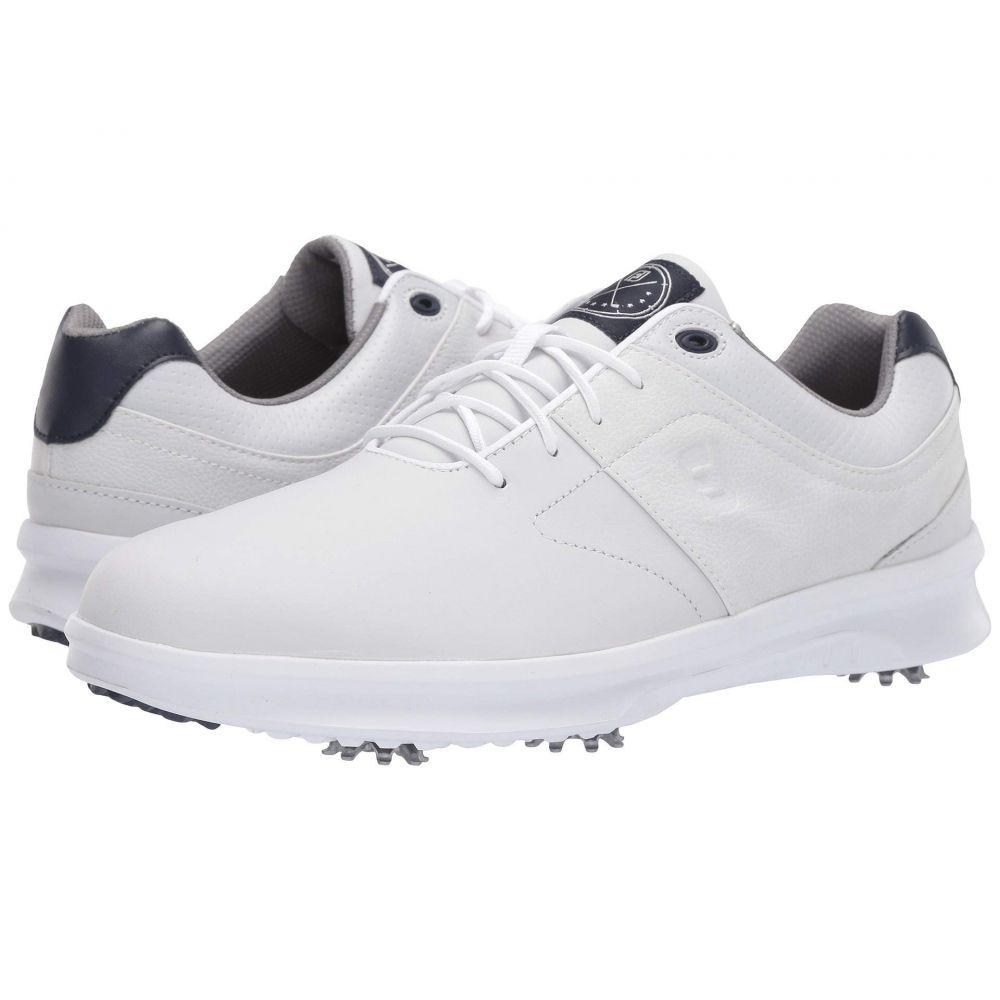 フットジョイ FootJoy メンズ スニーカー シューズ・靴【contour series】White