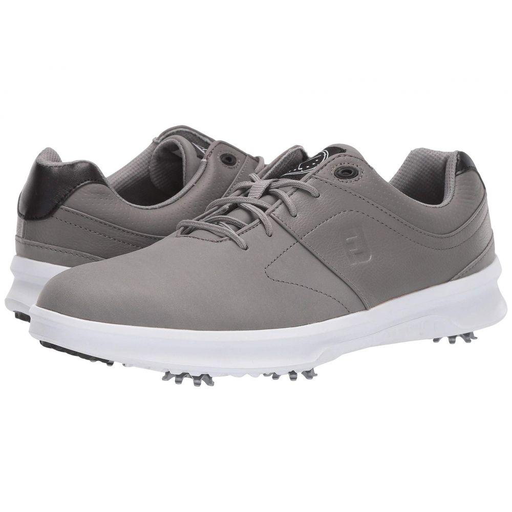 フットジョイ FootJoy メンズ スニーカー シューズ・靴【contour series】Grey