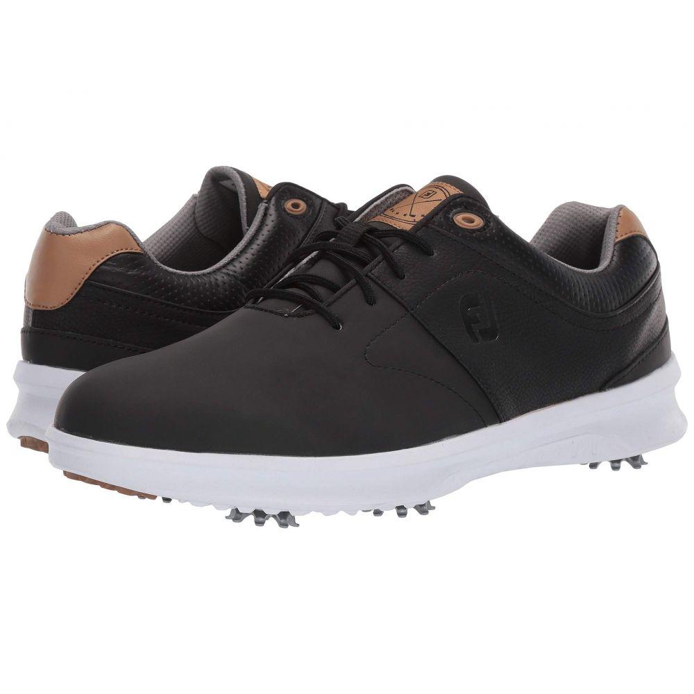 フットジョイ FootJoy メンズ スニーカー シューズ・靴【contour series】Black