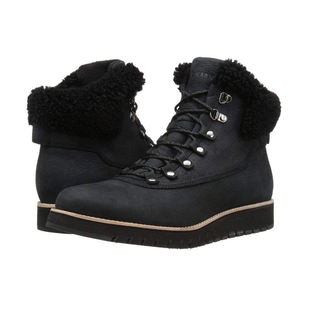 コールハーン Cole Haan レディース ハイキング・登山 シューズ・靴【zerogrand explorer hiker】Black Leather