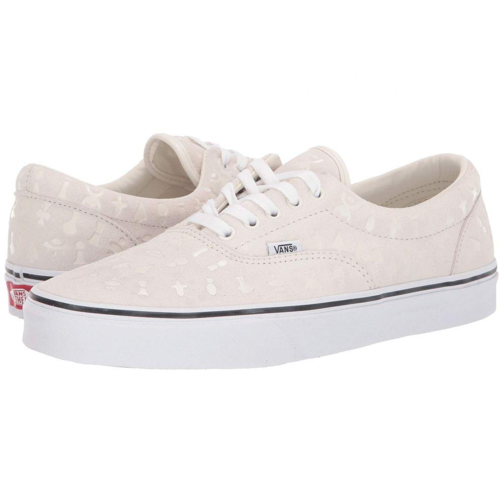 ヴァンズ Vans レディース スニーカー シューズ・靴【era(tm)】White/True White