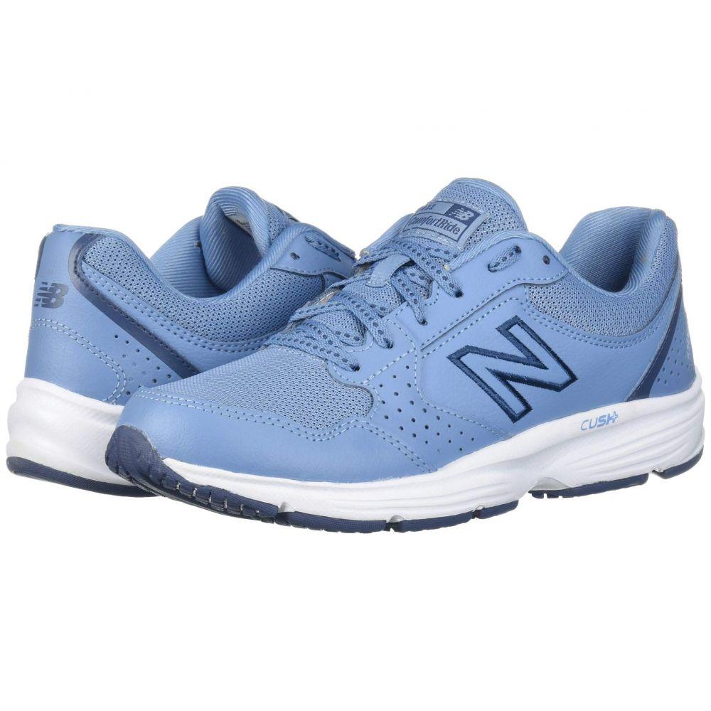 ニューバランス New Balance レディース スニーカー シューズ・靴【411】Lynx Blue/Vintage Indigo