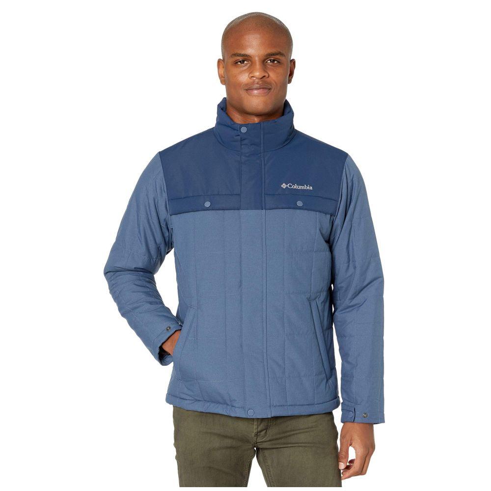 コロンビア Columbia メンズ ダウン・中綿ジャケット アウター【ridgestone(tm) ii jacket】Dark Mountain
