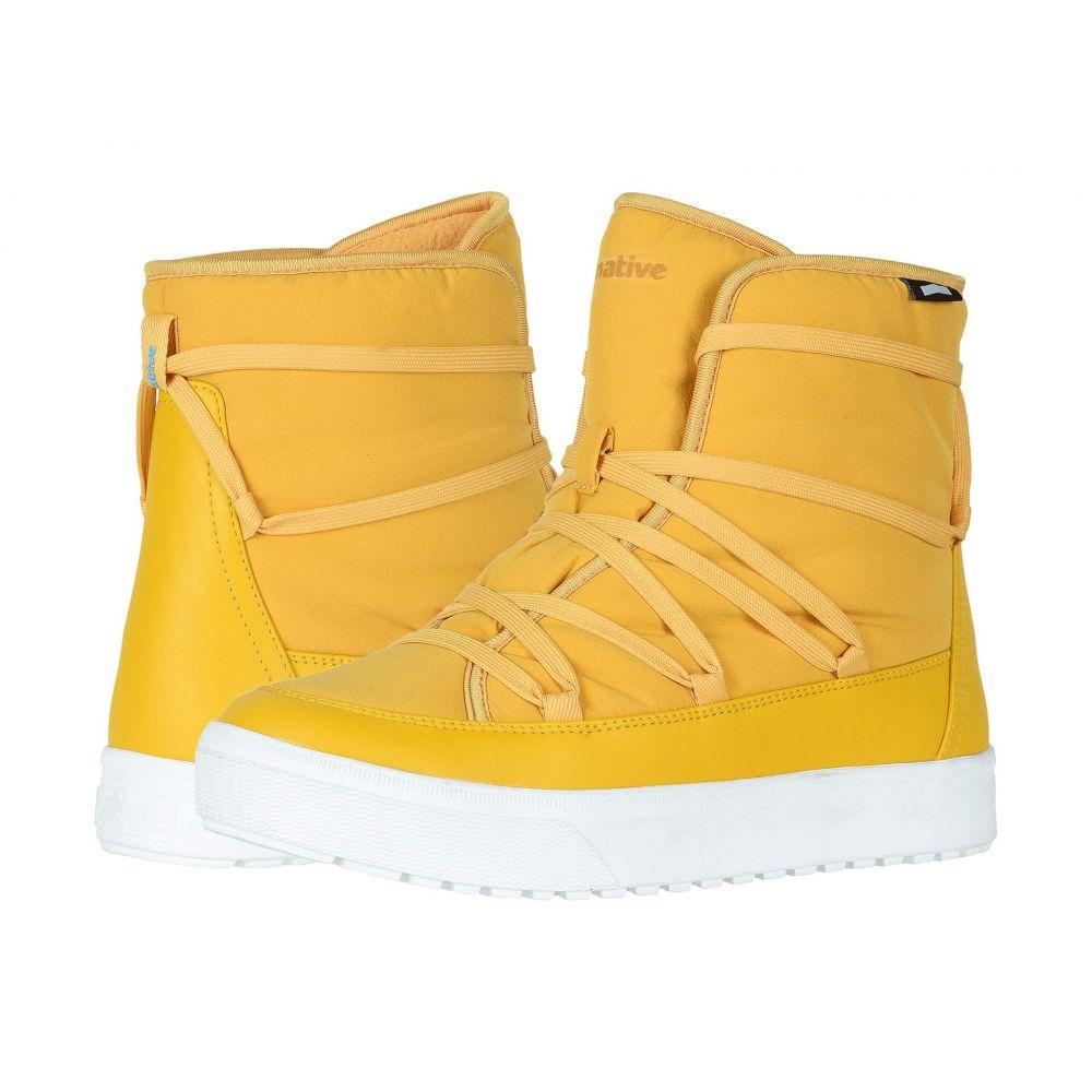 ネイティブ シューズ Native Shoes レディース スニーカー シューズ・靴【chamonix】Alpine Yellow/Shell White