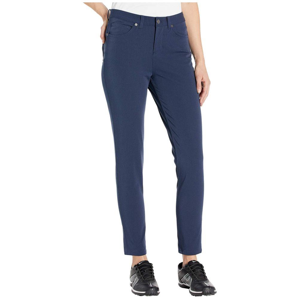 ナイキ Nike Golf レディース ジーンズ・デニム ボトムス・パンツ【fairway jean pants slim】Obsidian/Obsidian
