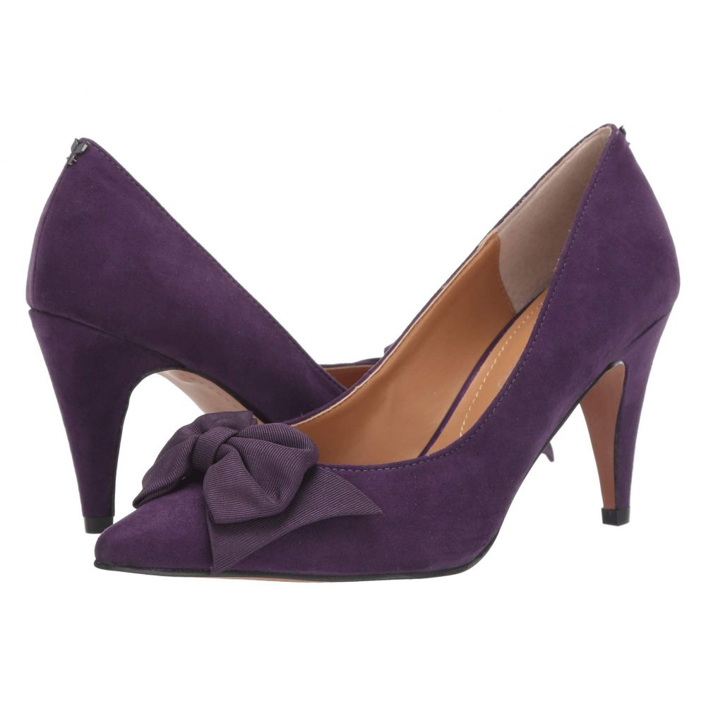 ジェイレニー J. Renee レディース パンプス シューズ・靴【idrease】Purple Suede