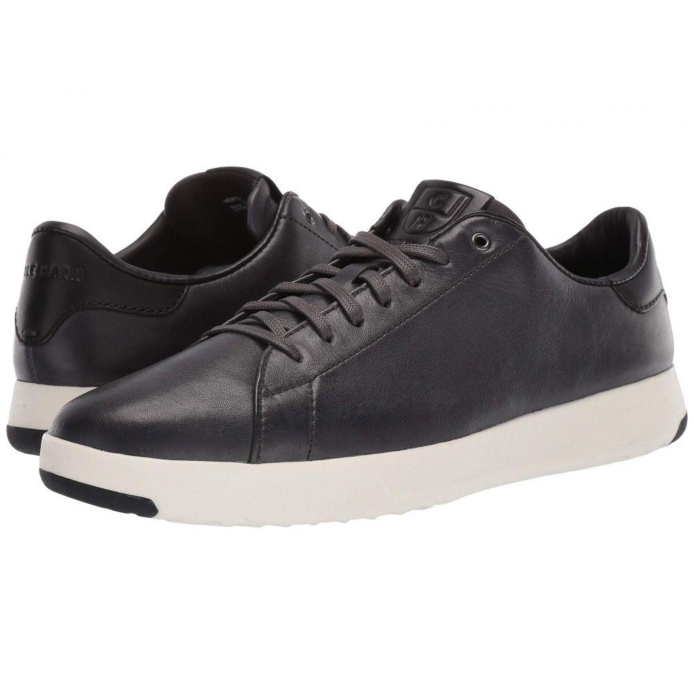 コールハーン Cole Haan メンズ スニーカー シューズ・靴【grandpro tennis sneaker】Burnished Pavement Leather/Black