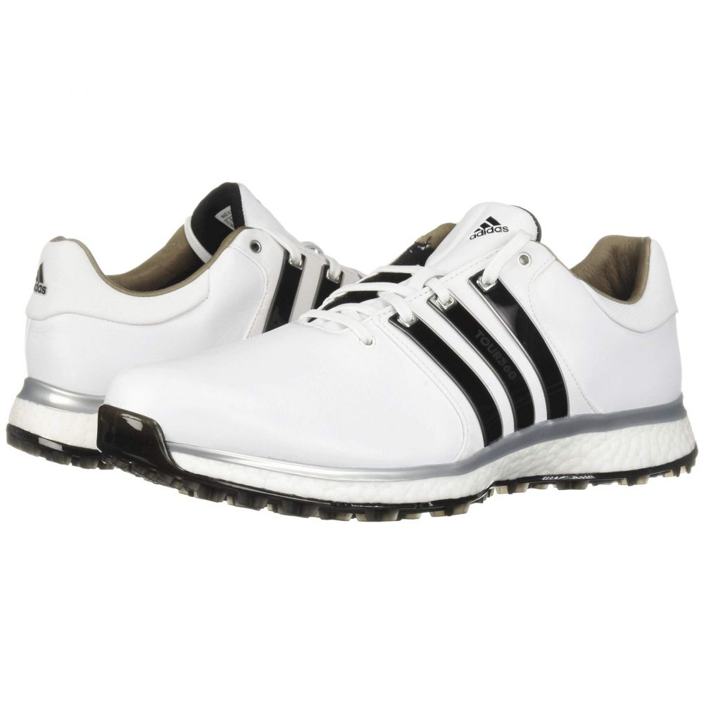 アディダス adidas Golf メンズ スニーカー シューズ・靴【tour360 xt spikeless】Footwear White/Core Black/Silver Metallic