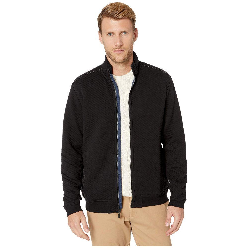 トミー バハマ Tommy Bahama メンズ ジャケット アウター【quilt to last jacket】Black