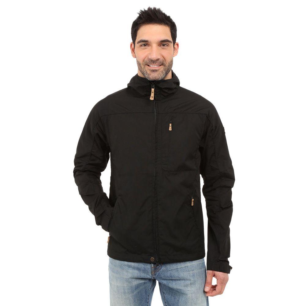 フェールラーベン Fjallraven メンズ ジャケット アウター【sten jacket】Black