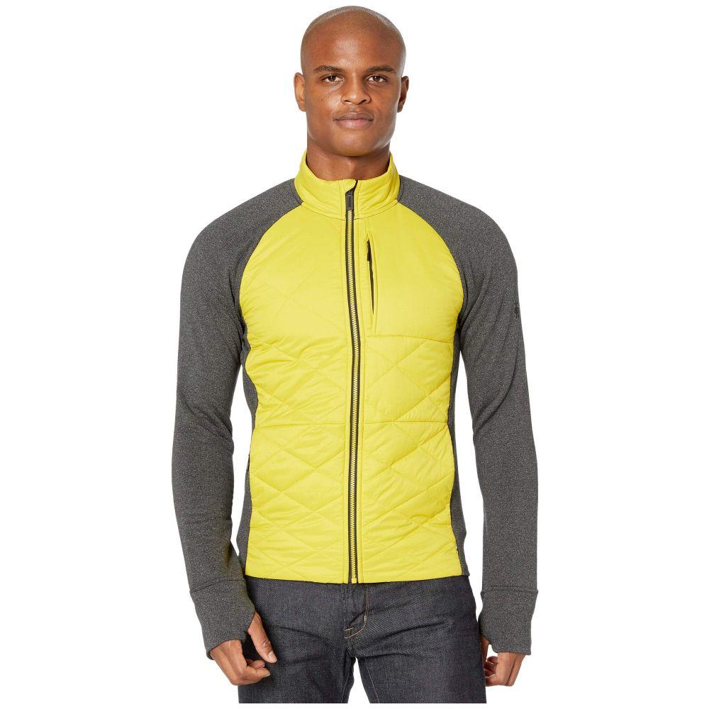 スマートウール Smartwool メンズ ジャケット アウター【smartloft 120 jacket】Sulphur