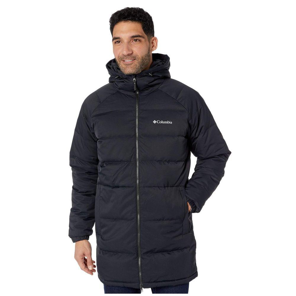コロンビア Columbia メンズ ダウン・中綿ジャケット アウター【macleay(tm) down long jacket】Black