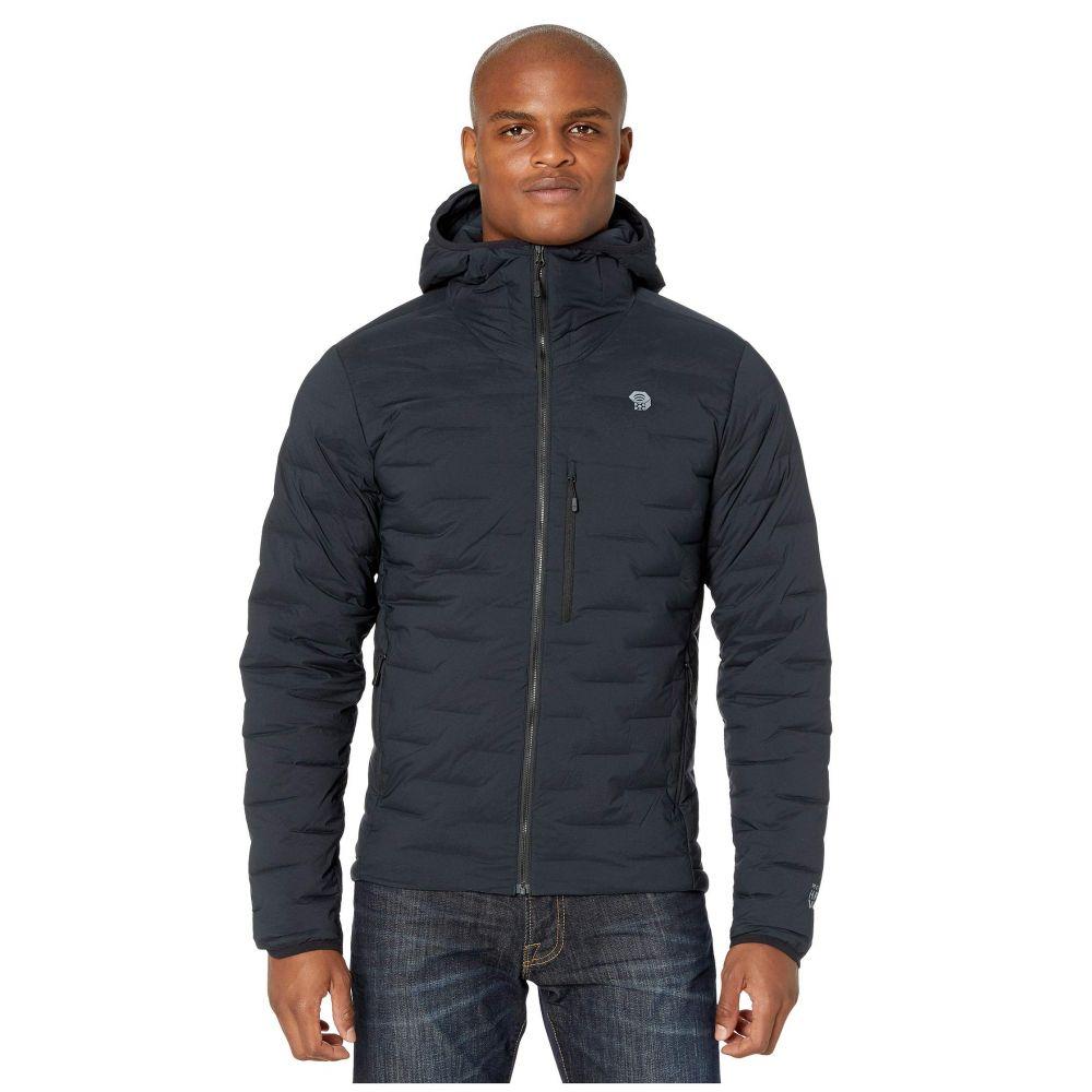 マウンテンハードウェア Mountain Hardwear メンズ ダウン・中綿ジャケット フード アウター【super/ds(tm) hooded jacket】Black