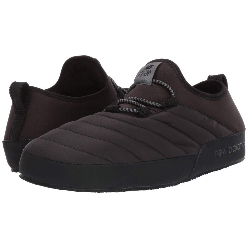 ニューバランス New Balance メンズ スニーカー シューズ・靴【caravan moc】Black/Black Synthetic