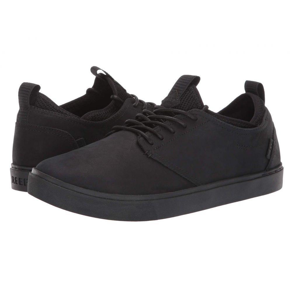 リーフ Reef メンズ スニーカー シューズ・靴【Discovery LE】All Black
