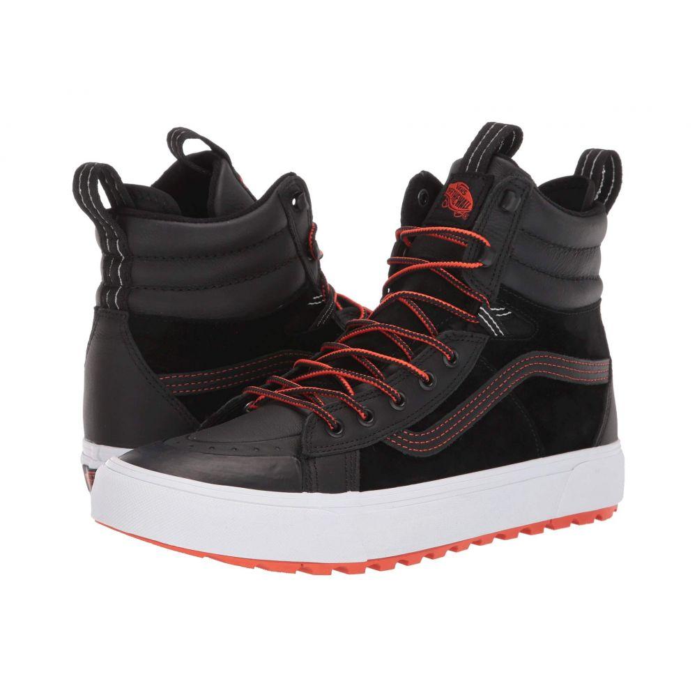 ヴァンズ Vans メンズ スニーカー シューズ・靴【Sk8-Hi Boot MTE 2.0 DX】Black/Spicy Orange