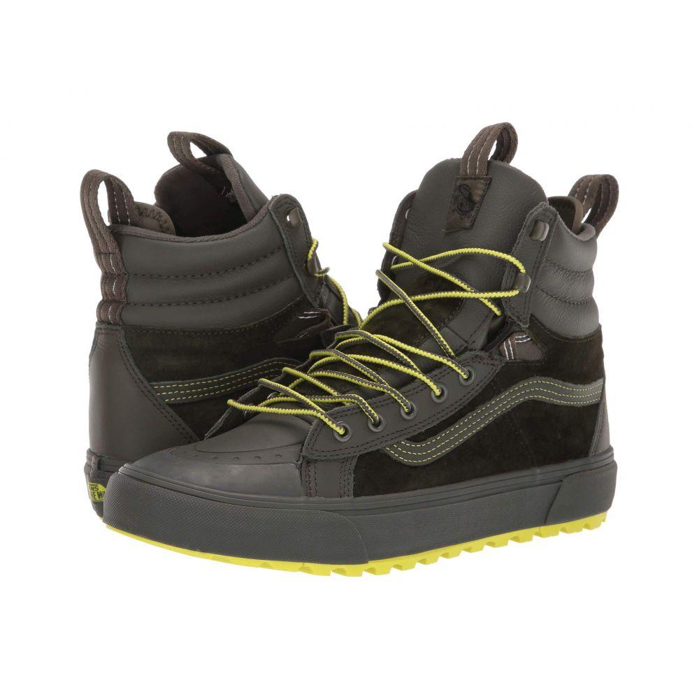 ヴァンズ Vans メンズ スニーカー シューズ・靴【Sk8-Hi Boot MTE 2.0 DX】Forest Night/Primrose