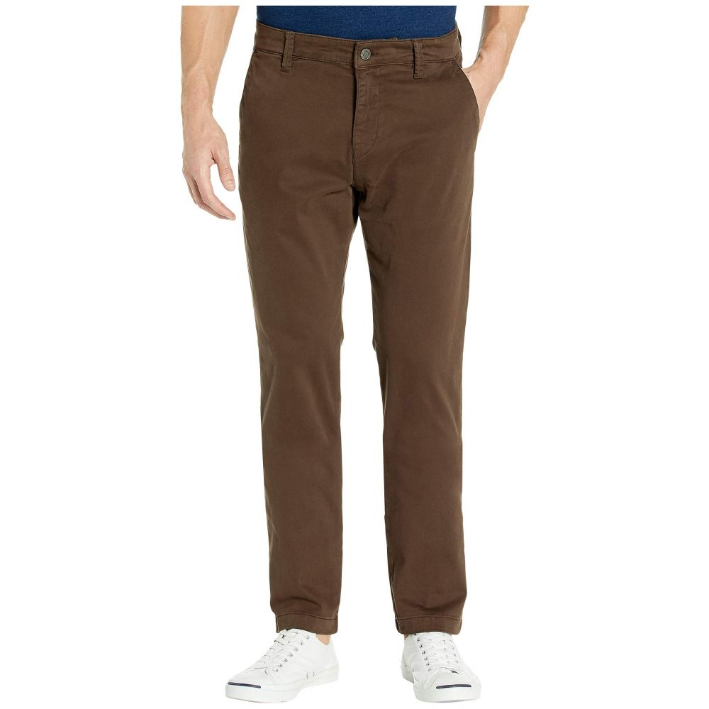 マーヴィ ジーンズ Mavi Jeans メンズ スキニー・スリム ボトムス・パンツ【Edward Twill Regular Rise Slim Straight Leg in Coffee Bean Twill】Coffee Bean Twill