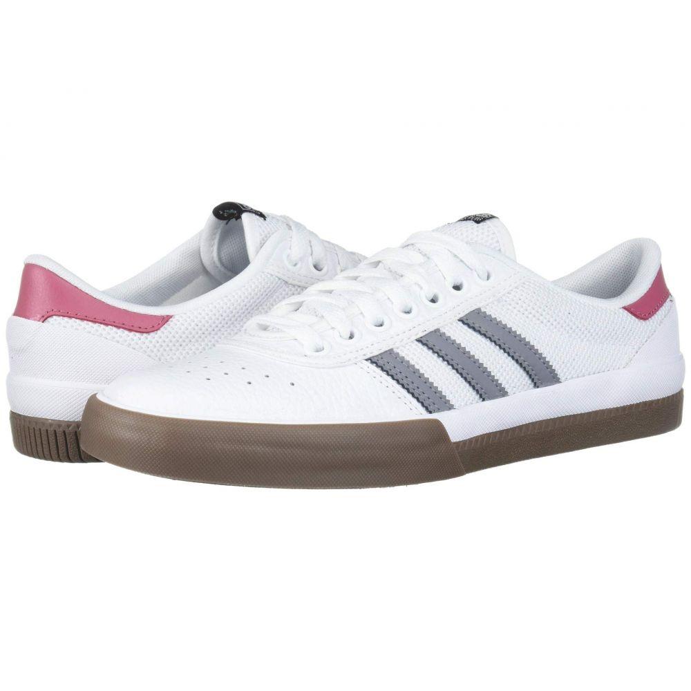 アディダス adidas Skateboarding レディース スニーカー シューズ・靴【Lucas Premiere】Footwear White/Grey Three F/Gum