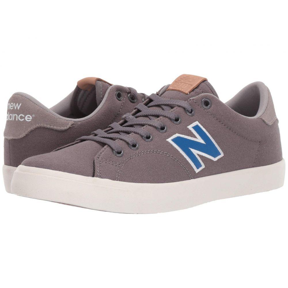 ニューバランス New Balance Numeric メンズ スニーカー シューズ・靴【AM210】Grey/Blue