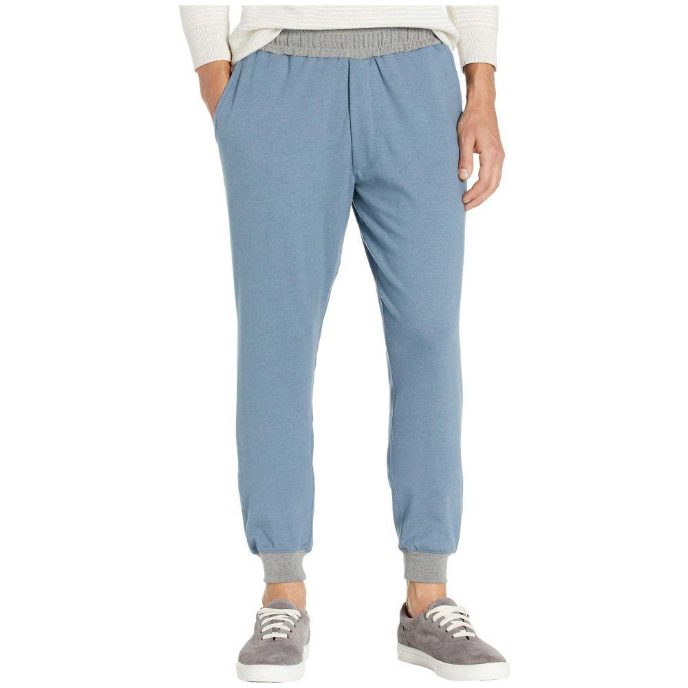 ノーマルブランド The Normal Brand メンズ ジョガーパンツ ボトムス・パンツ【Puremeso Jogger】Mineral Blue