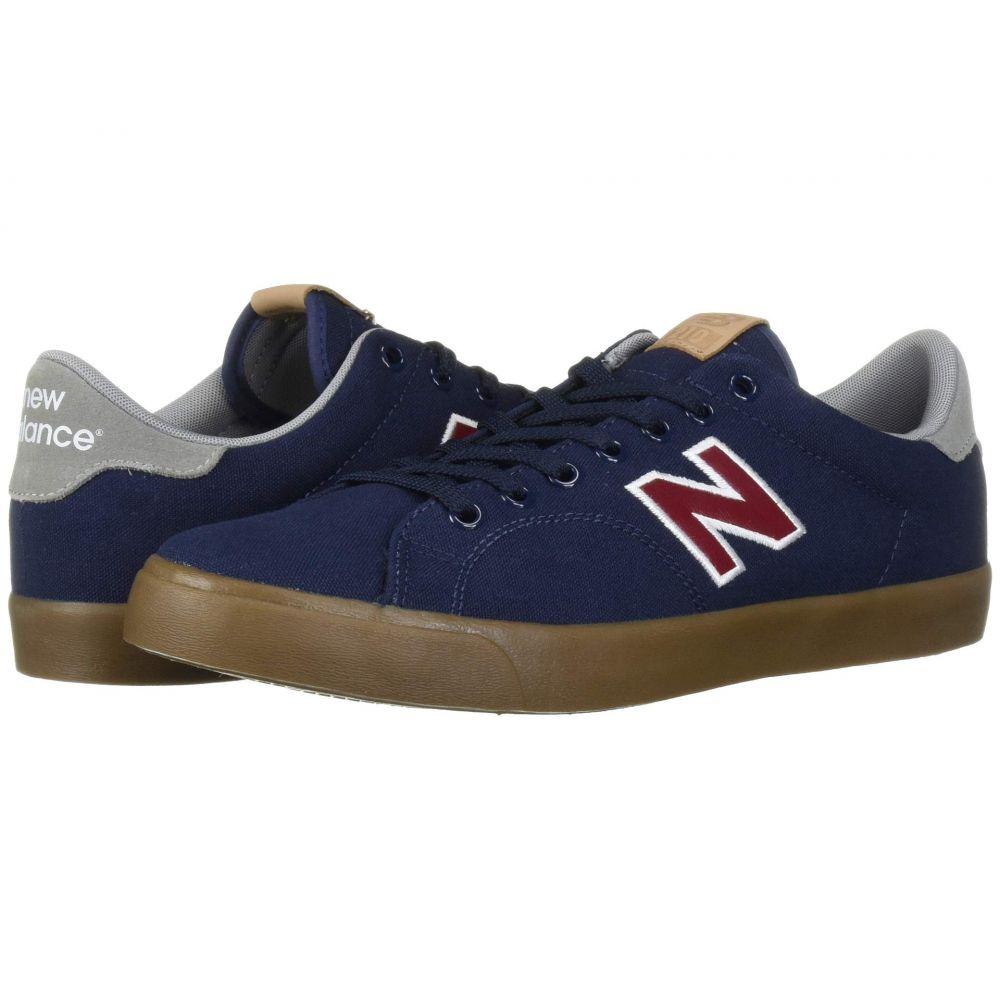 ニューバランス New Balance Numeric メンズ スニーカー シューズ・靴【AM210】Navy/Red