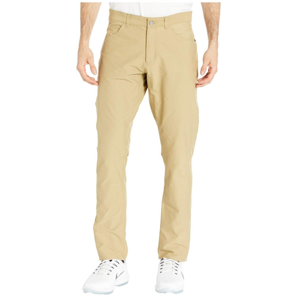 ナイキ Nike Golf メンズ スキニー・スリム ボトムス・パンツ【Flex Pants Slim Six-Pocket】Parachute Beige/Parachute Beige