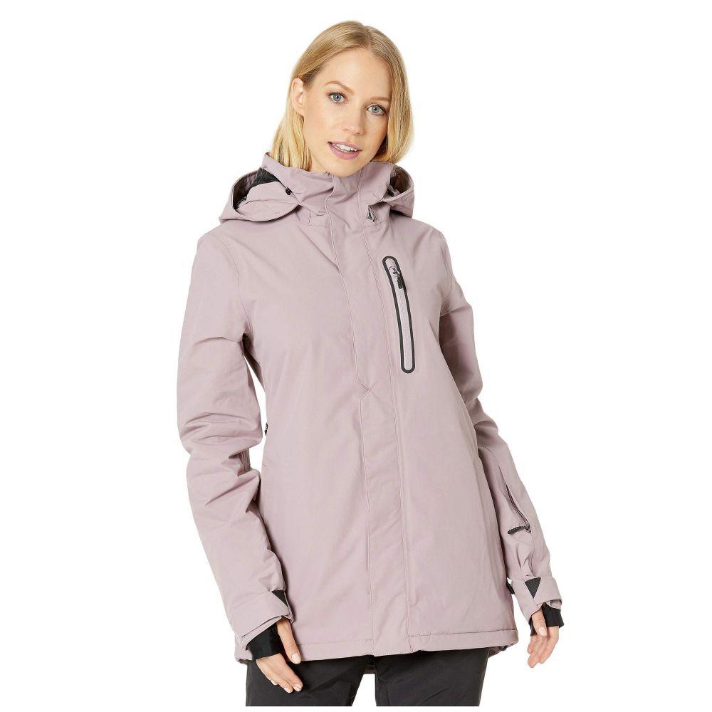 ボルコム Volcom Snow レディース ジャケット アウター【Eva Insulated GORE-TEX Jacket】Purple Haze