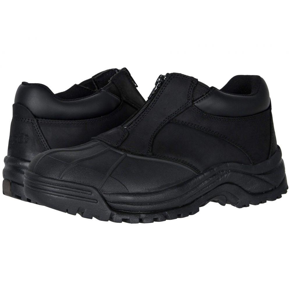 プロペット Propet メンズ レインシューズ・長靴 シューズ・靴【Blizzard Ankle Zip】Black