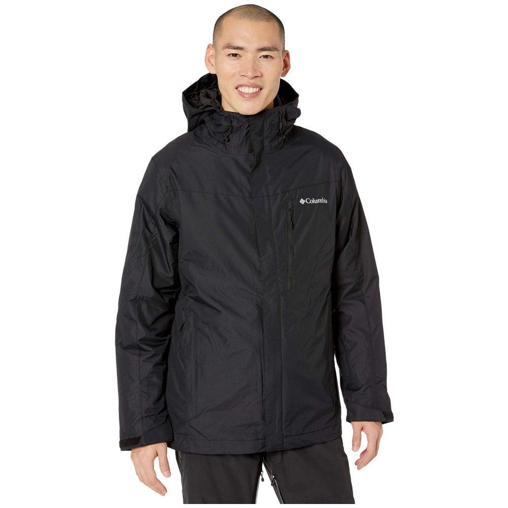コロンビア Columbia メンズ ジャケット アウター【Whirlibird(TM) IV Interchange Jacket】Black