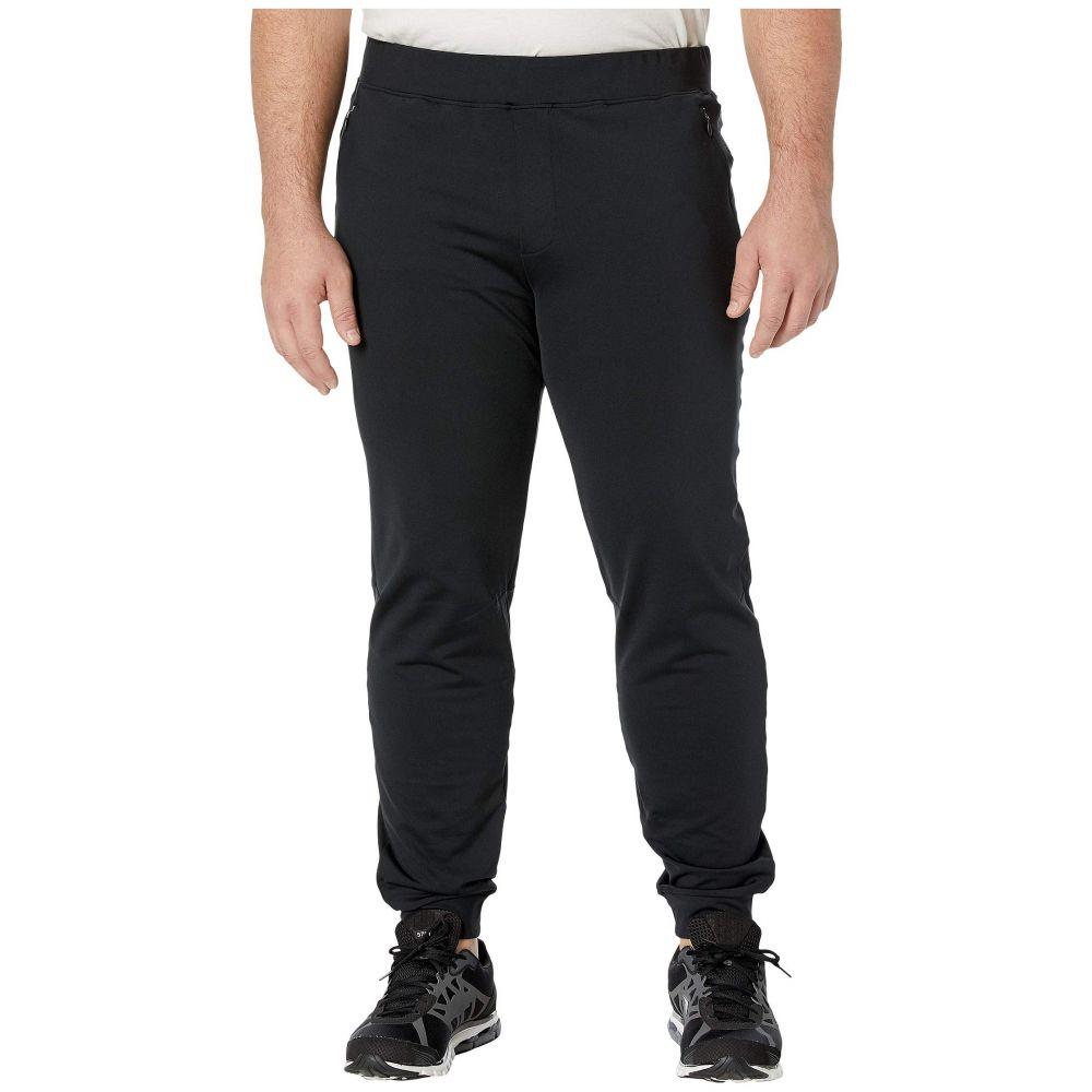 リュー RYU メンズ ジョガーパンツ 大きいサイズ ボトムス・パンツ【Big & Tall Everywear Jogger】Black