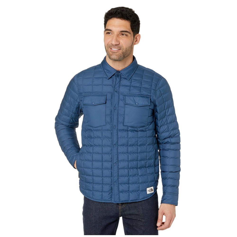 ザ ノースフェイス The North Face メンズ ダウン・中綿ジャケット アウター【Thermoball Eco Snap Jacket】Shady Blue