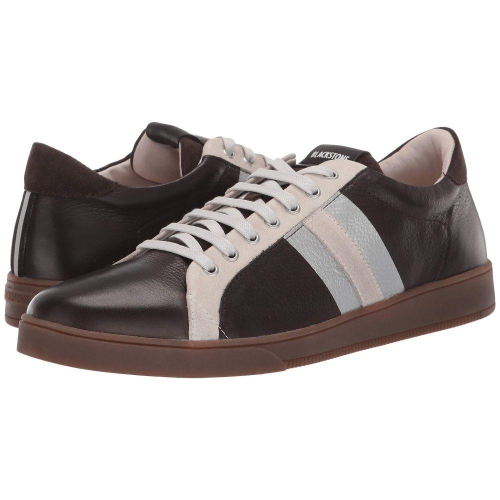 ブラックストーン Blackstone メンズ スニーカー シューズ・靴【SG41】Seal Brown