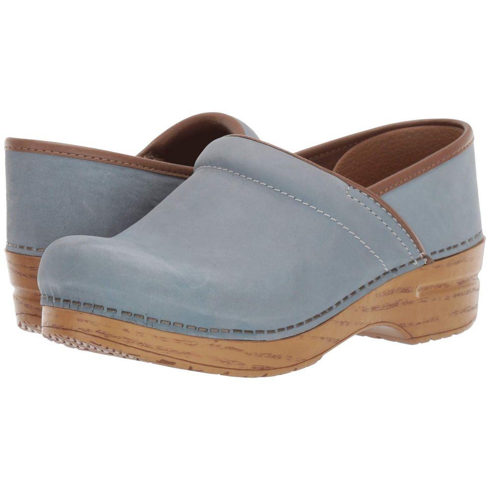 ダンスコ Dansko レディース サンダル・ミュール シューズ・靴【Professional】Sky Milled Nubuck