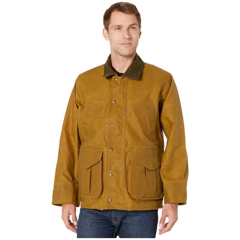 フィルソン Filson メンズ ジャケット アウター【Tin Cloth Field Jacket】Tan