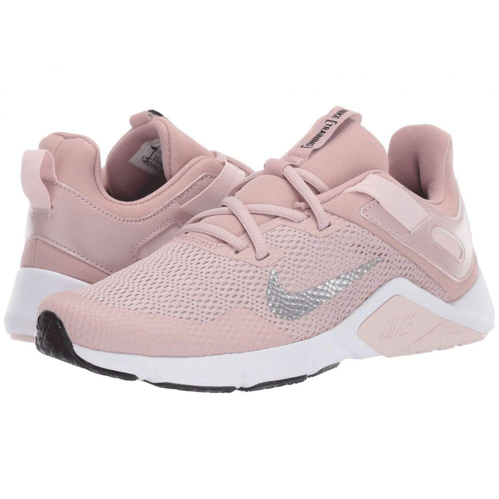 ナイキ Nike レディース スニーカー シューズ・靴【Legend Essential】Stone Mauve/White/Barely Rose