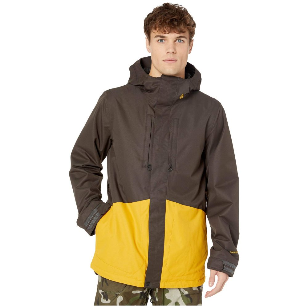 ボルコム Volcom Snow メンズ ジャケット アウター【Slyly Jacket】Vintage Black