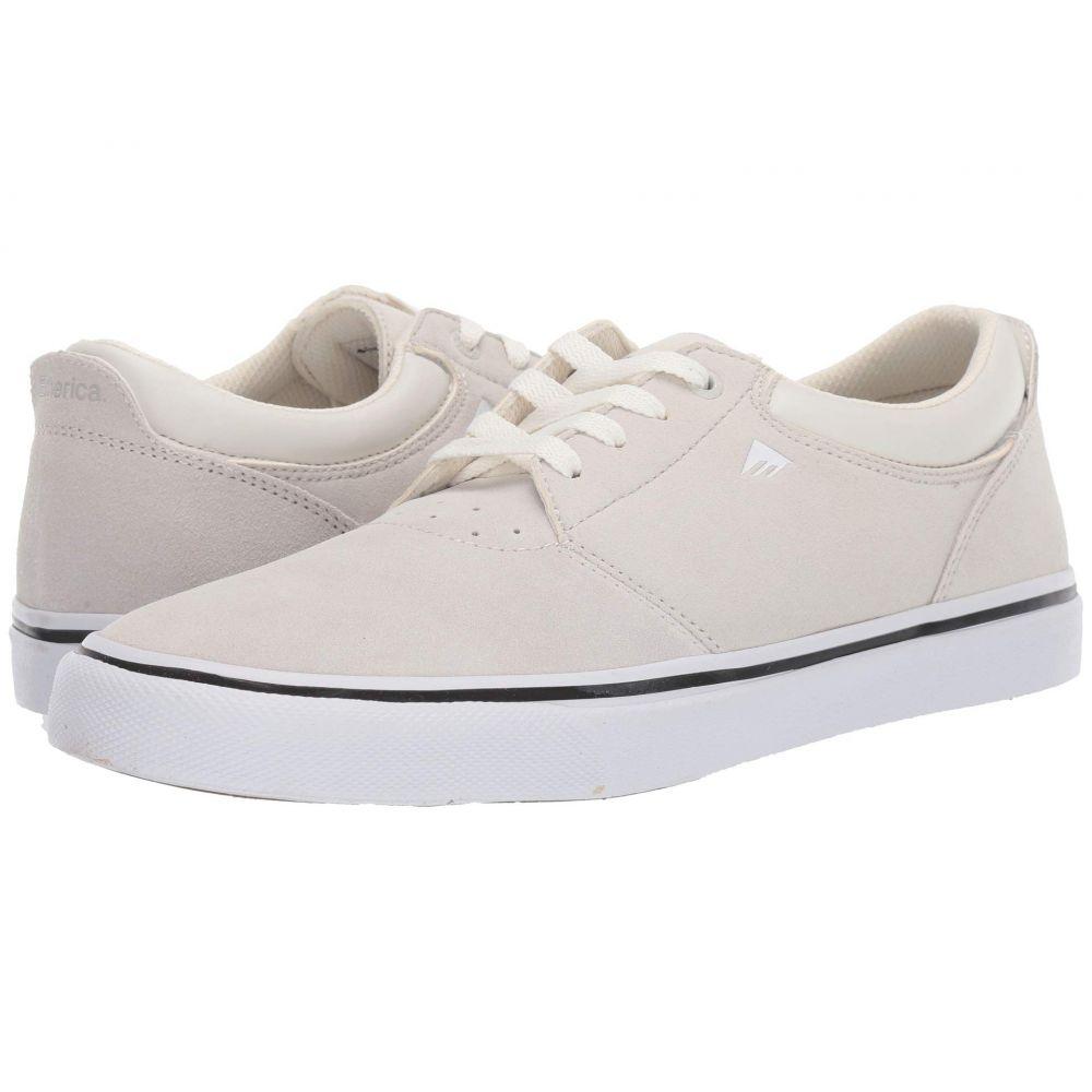 エメリカ Emerica メンズ スニーカー シューズ・靴【Alcove】White