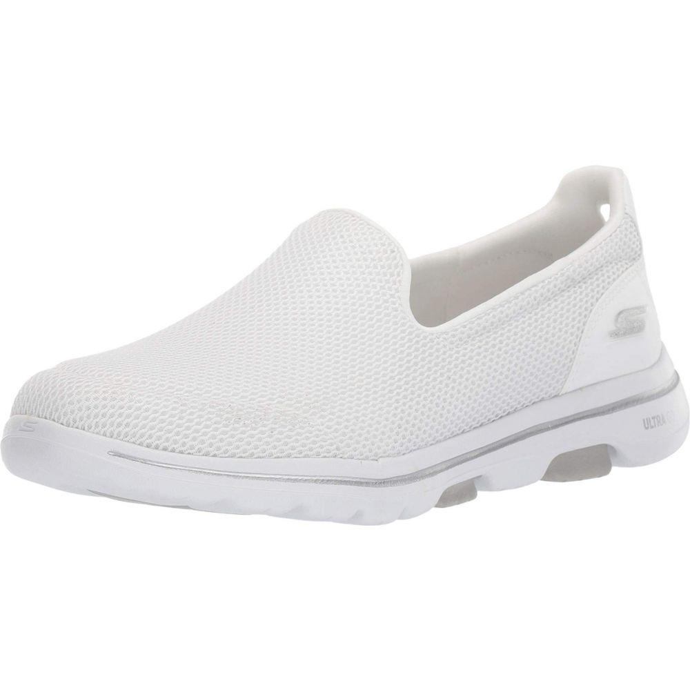 スケッチャーズ SKECHERS Performance レディース スニーカー シューズ・靴【Go Walk 5 - 15901】White
